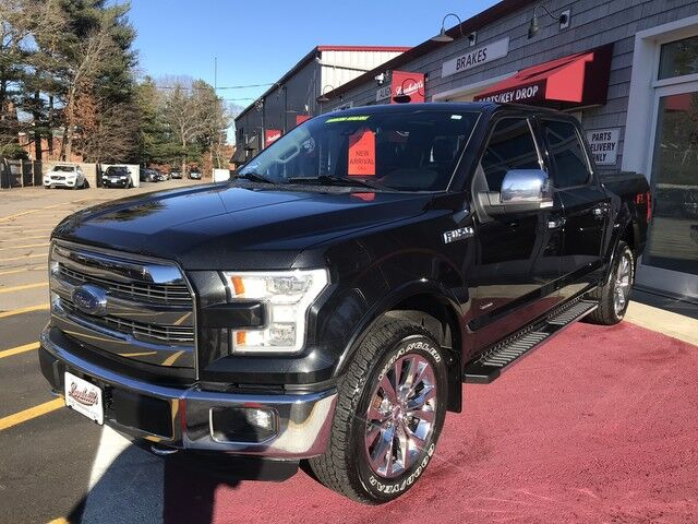 2015 Ford F-150 Lariat Marshfield MA