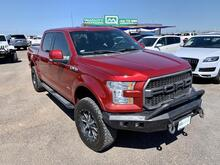 2015_Ford_F-150_Lariat SuperCrew 5.5-ft. Bed 4WD_ Laredo TX