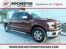 2015 Ford F-150 Lariat Technology Package Rochester MN