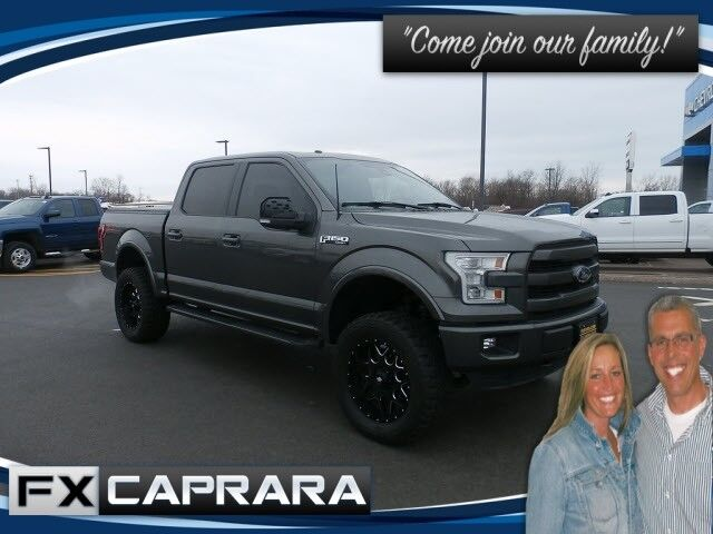 2015 Ford F-150 Lariat Watertown NY