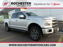 2015 Ford F-150 Lariat w/ Twin Panel Moonroof Rochester MN