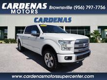 2015_Ford_F-150_Platinum_ Brownsville TX