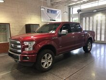 2015_Ford_F-150_Platinum_ Little Rock AR