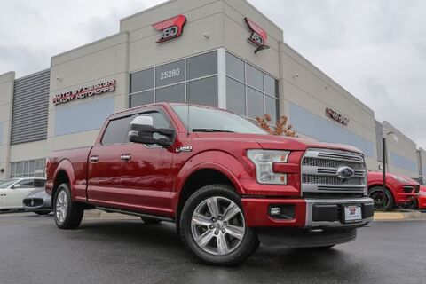 2015_Ford_F-150_Platinum SuperCrew 5.5-ft. Bed 4WD_ Chantilly VA