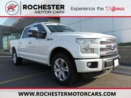 2015 Ford F-150 Platinum Technology Package Rochester MN