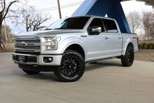 2015_Ford_F-150_Platinum_ Carrollton TX