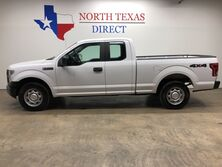 Ford F-150 XL 4x4 5.0 V8 4 Door Bluetooth Back Up Camera Towing 2015