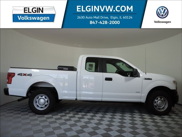 2015 Ford F-150 XL Elgin IL 23973742