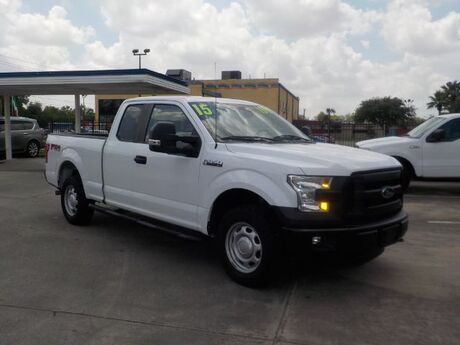 2015 Ford F-150 XL SuperCab 6.5-ft. Bed 4WD Houston TX