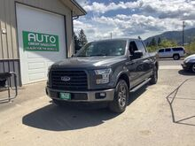 2015_Ford_F-150_XL SuperCrew 5.5-ft. Bed 4WD_ Spokane Valley WA