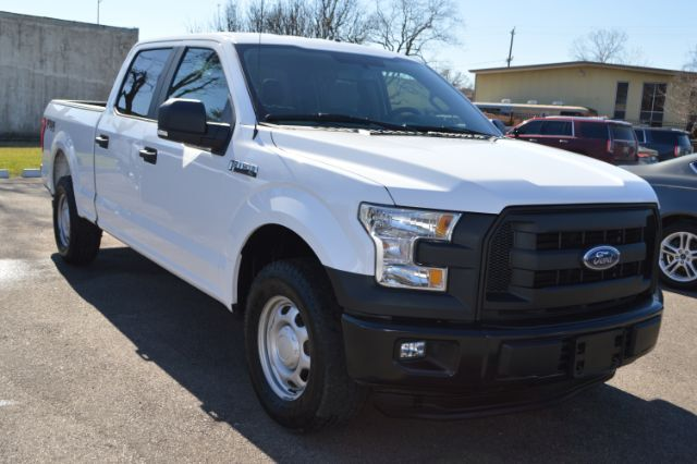 2015 Ford F-150 XL SuperCrew 6.5-ft. Bed 4WD Houston TX