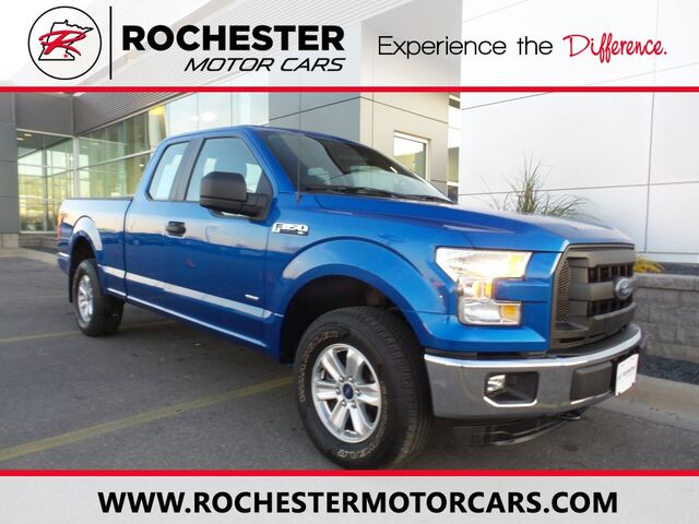 2015 Ford F-150 XL Trailer Tow Package Rochester MN