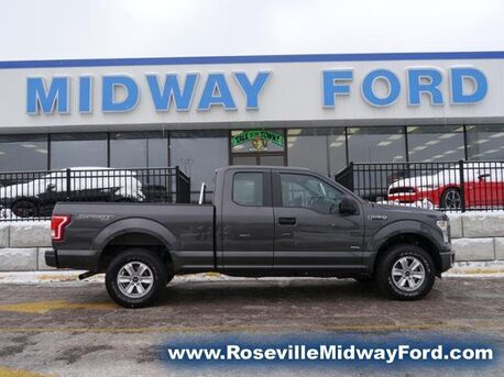 2015_Ford_F-150_XL_ Roseville MN