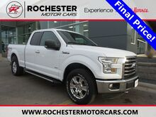 2015_Ford_F-150_XLT 2.7L V6 With Tow Pkge_ Rochester MN