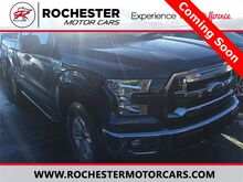 2015_Ford_F-150_XLT 5.0L V8 W Tow Pkge_ Rochester MN