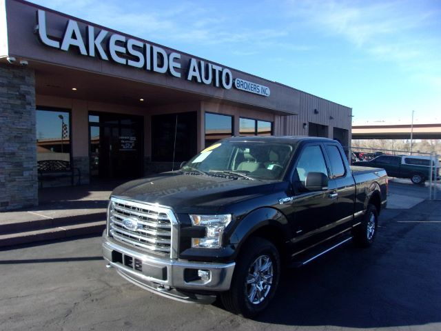 2015 Ford F 150 Xlt Supercab 6 5 Ft Bed 4wd Colorado