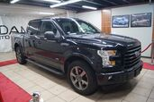 2015 Ford F-150 XLT SuperCrew 5.5-ft. Bed 2WD with sport package and  3.5 turbo ecoboost