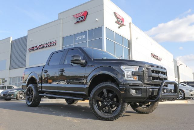 2015 Ford F-150 XLT SuperCrew 5.5-ft. Bed 4WD Chantilly VA