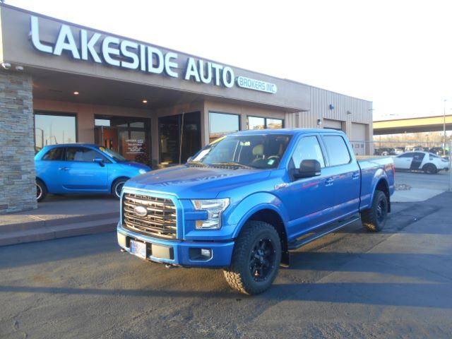 2015 ford f-150 xlt supercrew 5.5-ft. bed 4wd colorado springs co