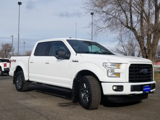 2015 Ford F-150 XLT SuperCrew 5.5-ft. Bed 4WD Twin Falls ID