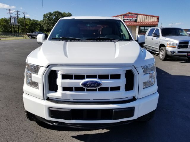 2015 Ford F-150 XLT SuperCrew 6.5-ft. Bed 4WD Azle TX
