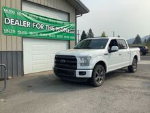 2015_Ford_F-150_XLT SuperCrew 6.5-ft. Bed 4WD_ Spokane Valley WA