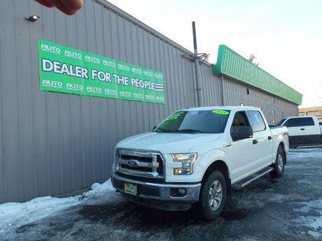 2015 Ford F-150 XLT SuperCrew 6.5-ft. Bed 4WD Spokane Valley WA