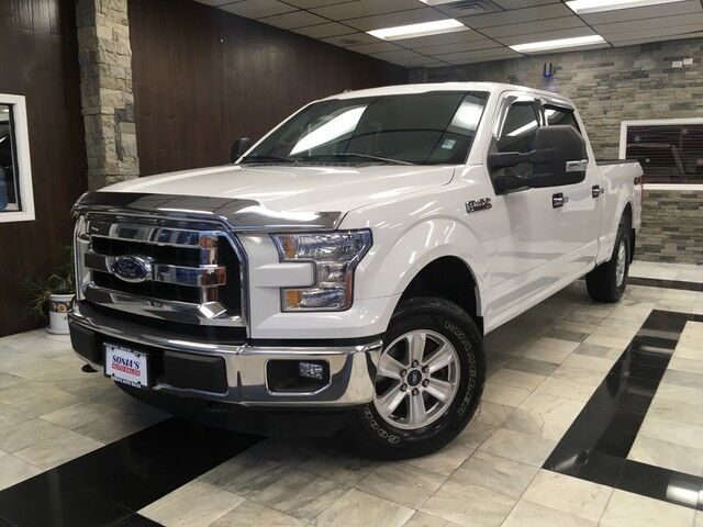 2015 Ford F-150 XLT w/HD Payload Pkg Worcester MA