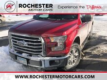 2015_Ford_F-150_XLT w/ Rearview Camera + Chrome Appearance Package_ Rochester MN