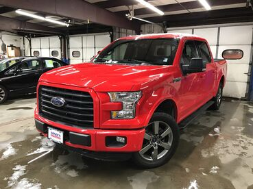 2015_Ford_F-150_XLT_ Worcester MA