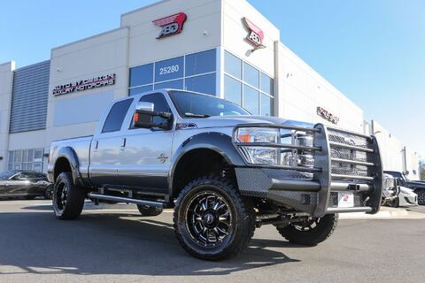 2015_Ford_F-250 SD_Lariat Crew Cab 4WD_ Chantilly VA