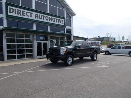 2015 Ford F-250 SD Lariat Crew Cab 4WD Monroe NC