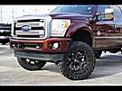 2015 Ford F-250 Super Duty Platinum
