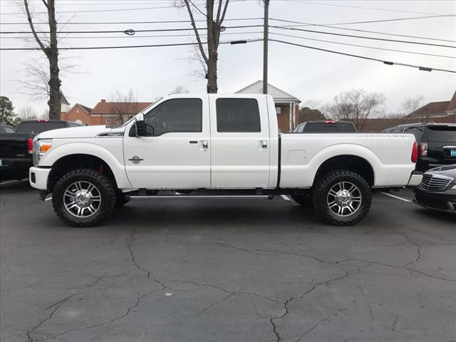 2015 Ford F-250 Super Duty Platinum Raleigh NC