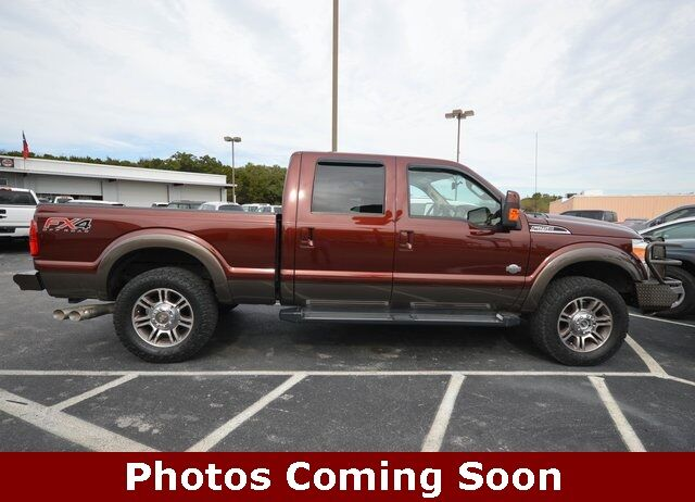 2015_Ford_F-250SD_King Ranch_ San Antonio TX