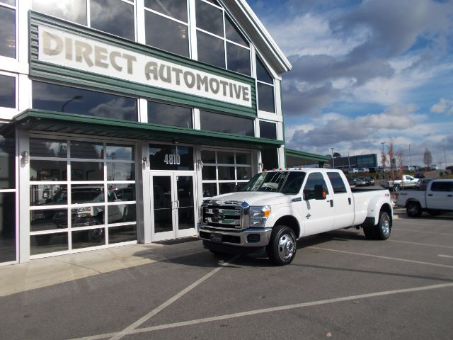 2015 Ford F-350 SD XLT Crew Cab Long Bed DRW 4WD Monroe NC