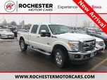 2015 Ford F-350SD Lariat w/Ultimate Package