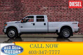 2015_Ford_F-450_4x4 Crew Cab XLT FX4 Dually Diesel_ Red Deer AB