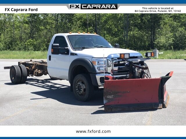 2015 Ford F-450SD XL Watertown NY
