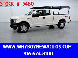 Ford F150 ~ 4x4 ~ Extended Cab ~ Only 62K Miles! 2015