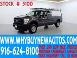 2015 Ford F250 ~ 4x4 ~ Extended Cab ~ Only 76K Miles!