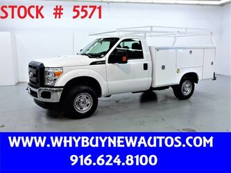 Ford F250 ~ 4x4 ~ Only 48K Miles! 2015