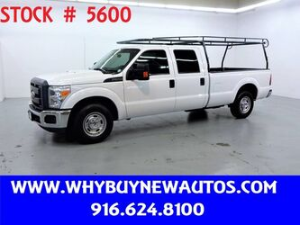 Ford F250 ~ Crew Cab ~ Only 59K Miles! 2015