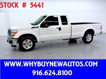 2015_Ford_F250_~ XLT ~ Extended Cab ~ Only 52K Miles!_ Rocklin CA