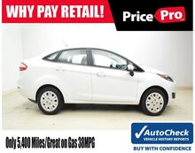 2015_Ford_Fiesta_S_ Maumee OH