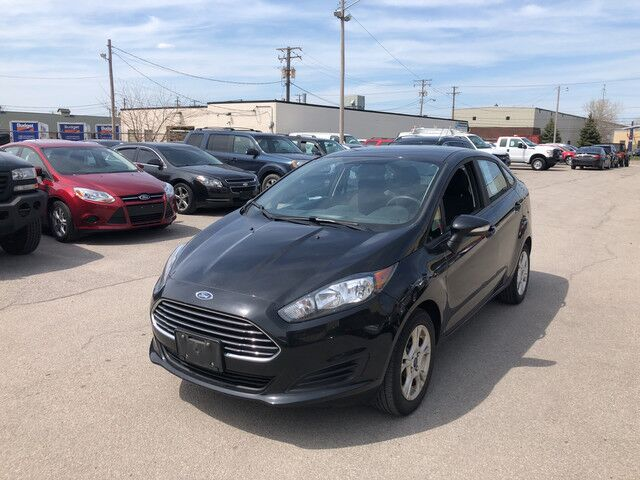 2015 ford fiesta se 1.6l cleveland oh 23780805