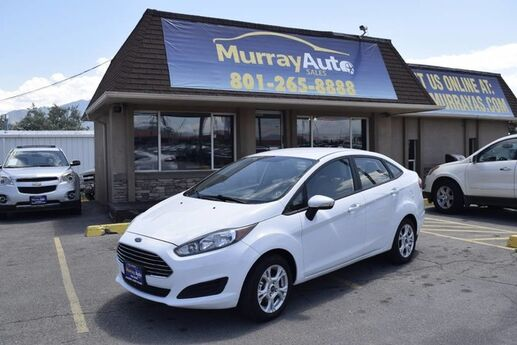 2015 Ford Fiesta SE Murray UT