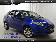 2015_Ford_Fiesta_SE_ Raleigh NC
