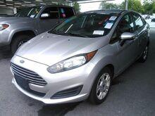2015_Ford_Fiesta_SE Sedan_ Charlotte NC