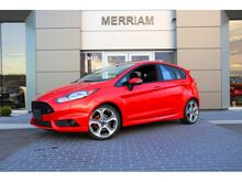 2015_Ford_Fiesta_ST_ Kansas City KS